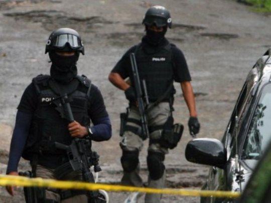 indonezija policija