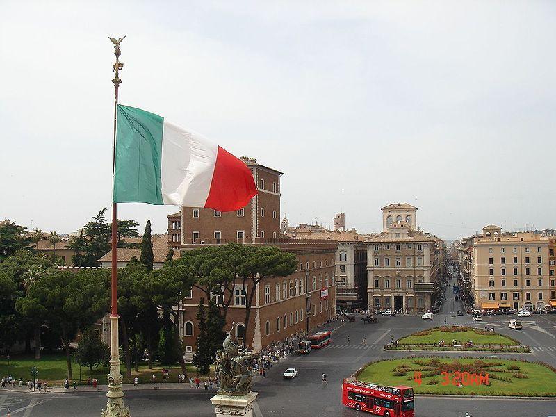 italija zname