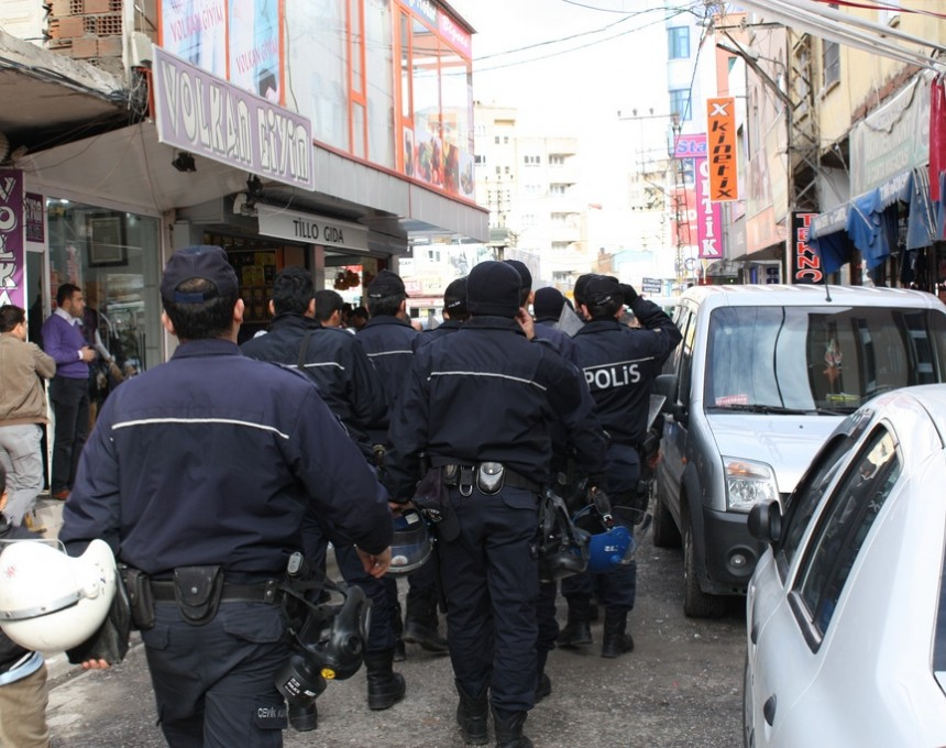 policija turcija