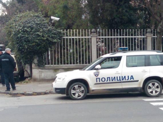 policiska kola
