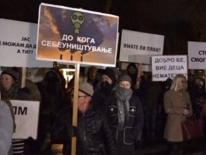 protest protiv zagaduvanjeto 6
