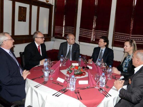 sredba Jolevski so ministri