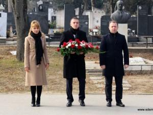 Delegacija СДСМ
