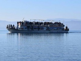 Ohrid na 1januari