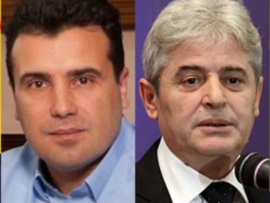Zaev - Ahmeti