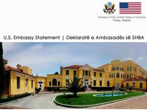ambasada na SAD, Tirana