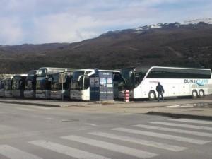 ohrid - avtobusi