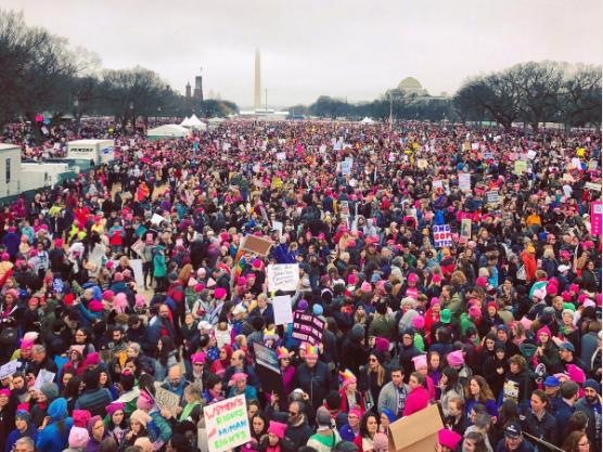protesti protiv Tramp