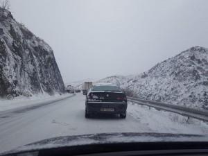 sneg pat blokiran