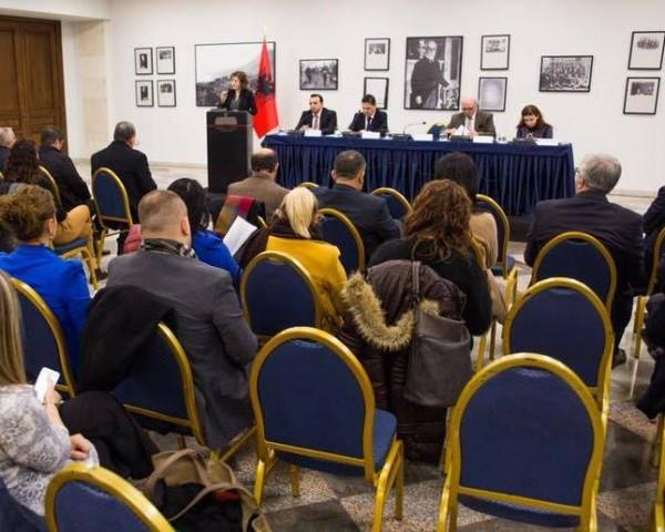 sredba MNR albanija etnicki zaednici i malcintsva