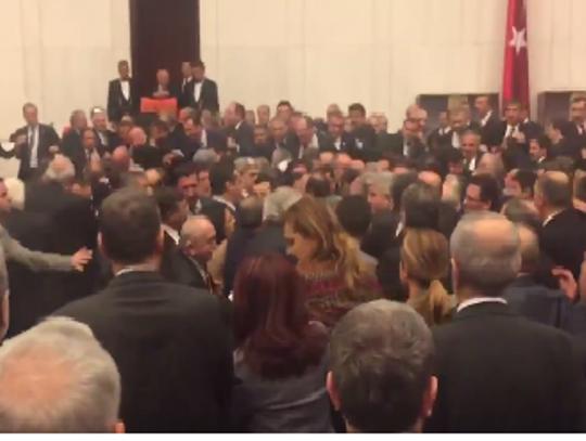 tepacka parlament turcija