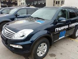 Возила МВР донација Хан