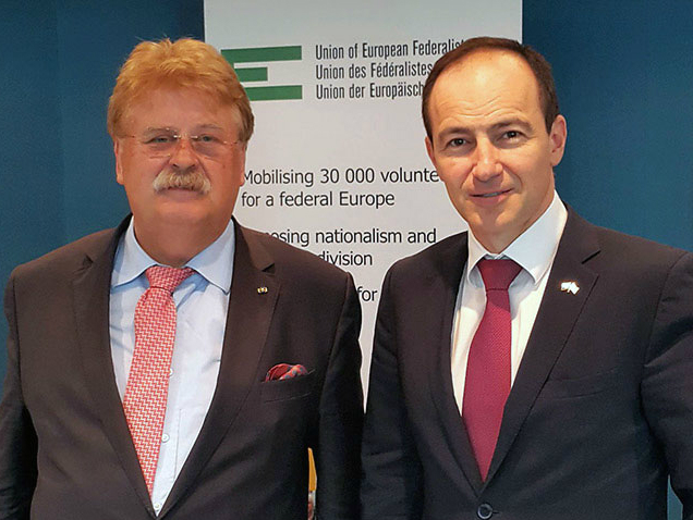 Andrey-Kovachev-re-elected-Vice-President-of-Union-of-European-Federalists