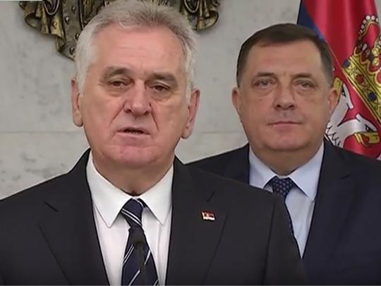 Nikolic i Dodik
