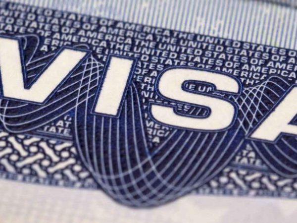 amerikanska viza