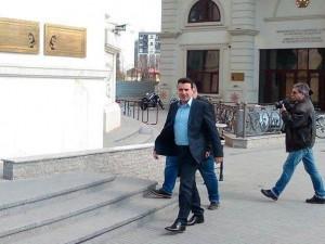 Zoran Zaev na raspit obvinitelstvo