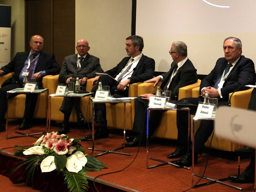 Branko Azeski, Kopaonik biznis forum