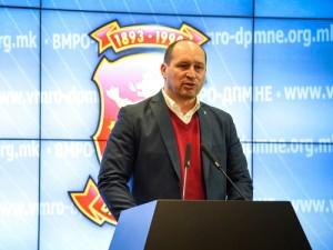 Kiril Minoski 12mar17 - VMRO-DPMNE