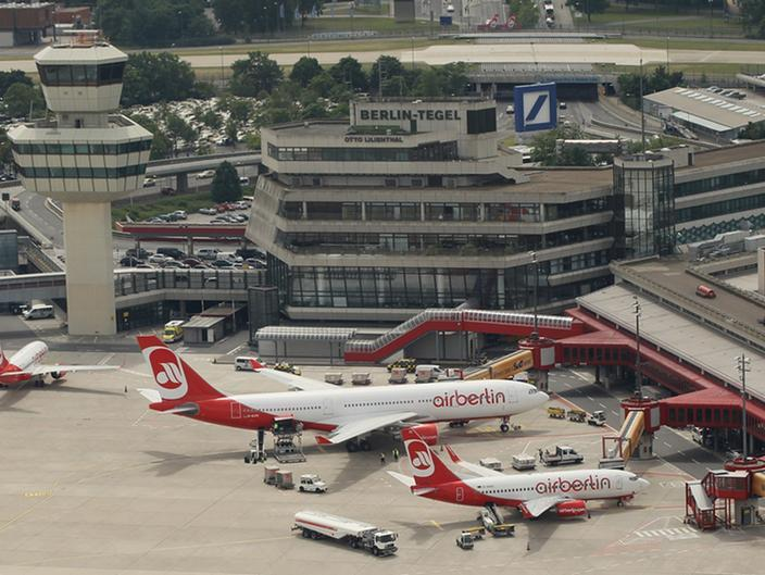 berlin aerodrom