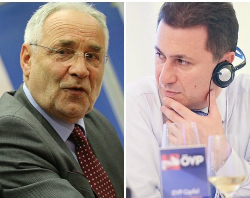 kolaz Vajgl - Gruevski