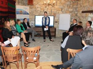 обуки жени претприемачи - Преда Плус и Свисконтакт