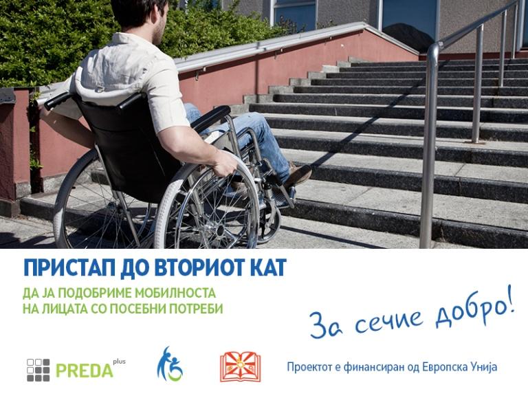 rampa, invalidska kolicka