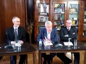атс Стефансон, Ваутер Пломп и Милан Јазбец