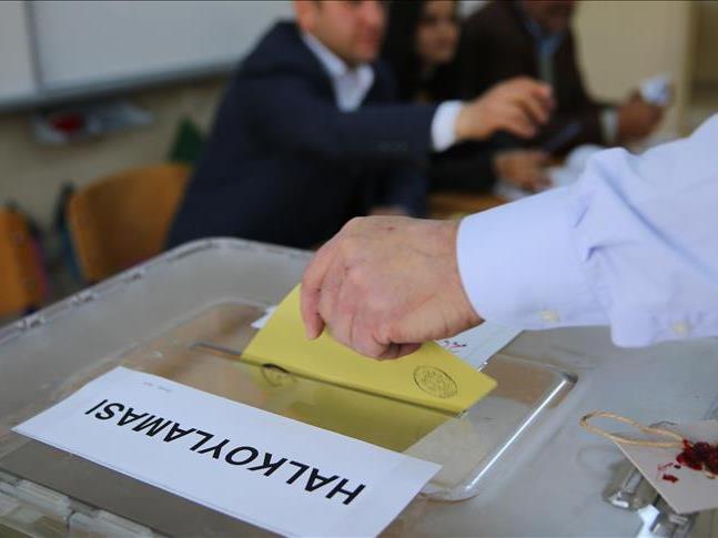 Турција референдум