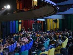 Skopje Film Festival kino Frosina 26apr17 - Skopski filmski festival