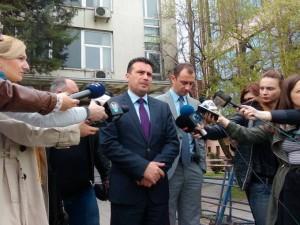Zoran Zaev, Potkup