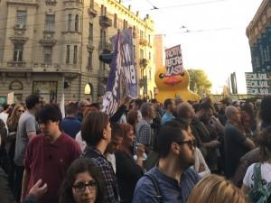 begrad protest