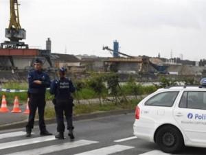 belgija policija