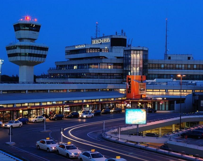 berlin tegel aerodrom