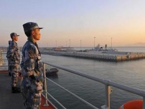 kina mornarica