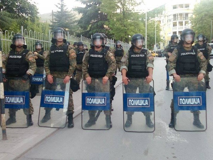 kordon-policija