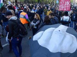 protest Budimpeshta 24apr17
