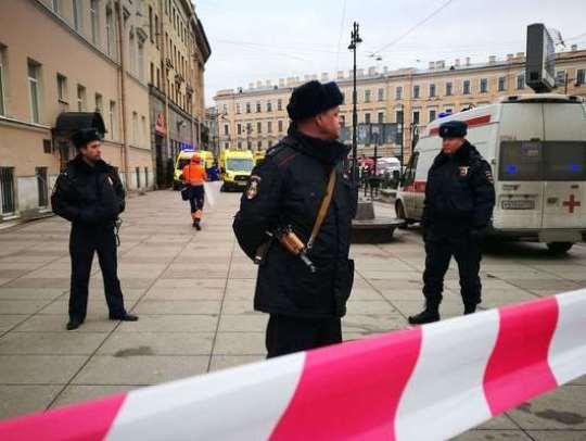 sankt peterburg policija