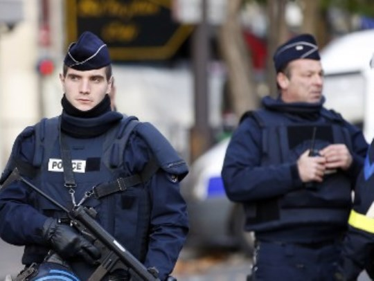spanska policija