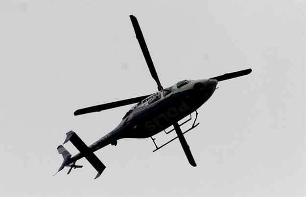 turski policiski helikopter