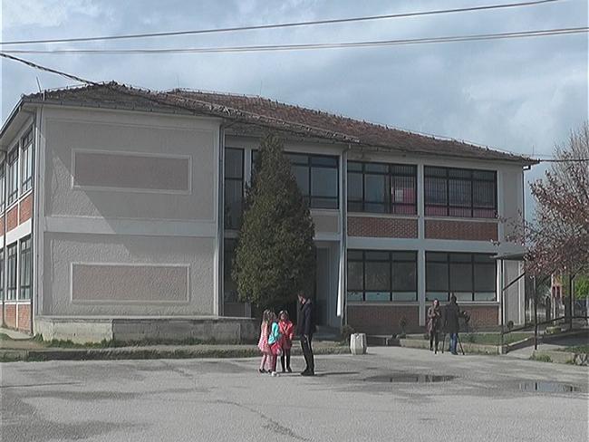 училиште Фан Ноли село Палатица - Зоран Димовски