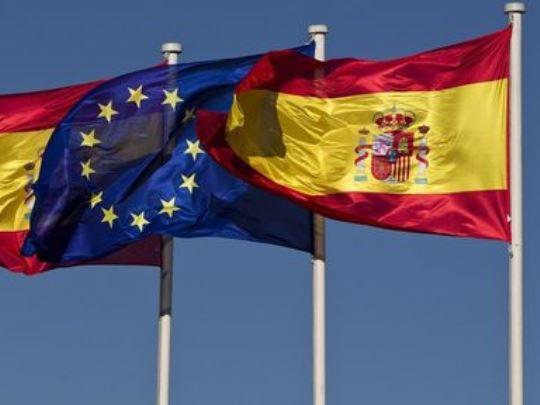 Evropska Unija EU Spanija zname