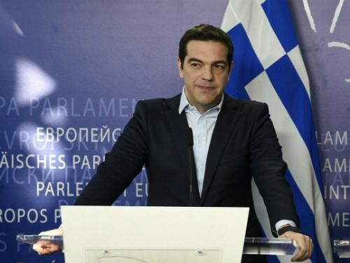 Alexis Cipras - kabinet na premier na Grcija