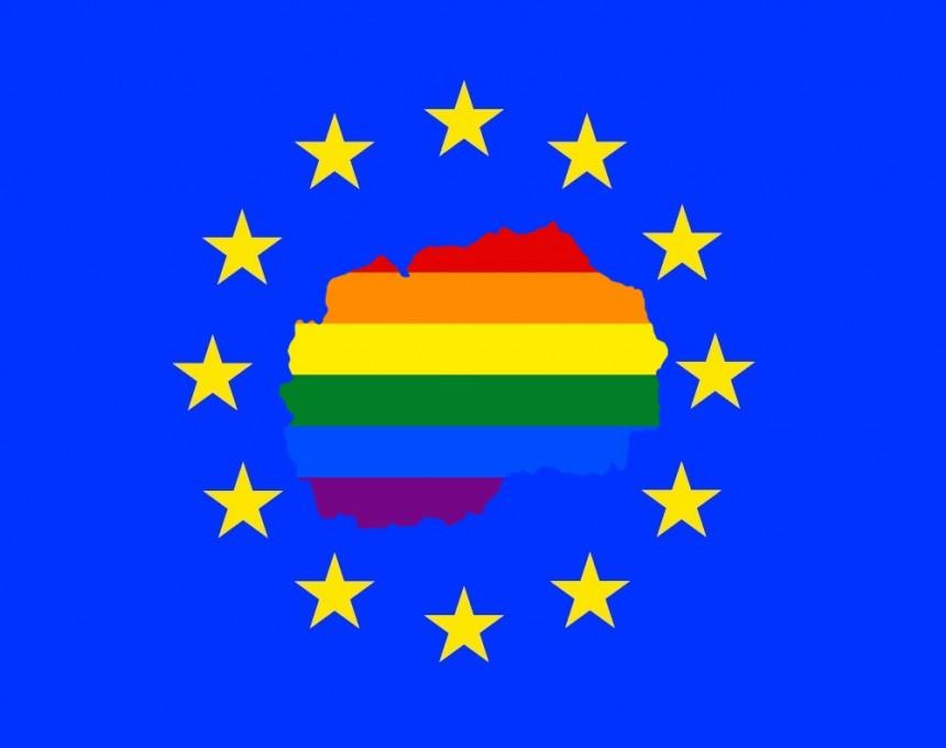 EU lgbt Macedonia