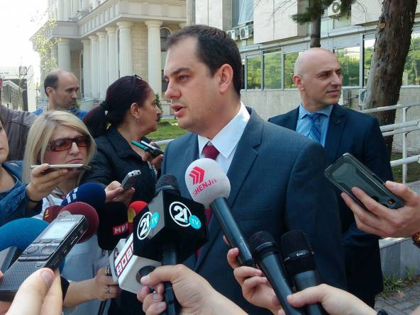 Gavril Buibevski, izjava