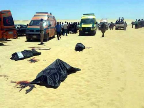 Kopti ubieni 26maj17