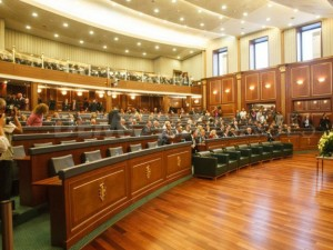 Kosovo-parliament
