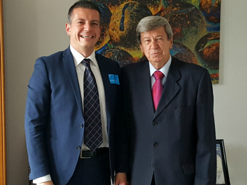 Manchevski i Kukan vo EP 4maj17 - SDSM