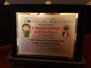 Nagrada Bene - Male Dom 11 Oktomvri 11maj17