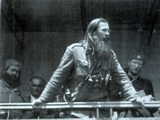 Nikola Kalabich chetnicki komandant