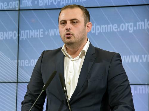Orce Gjorgjievski - 8maj17 - VMRO-DPMNE